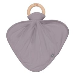 Kyte BABY Lovey in Mushroom with Removable Teething Ring