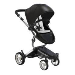 Mima Xari Silver Black and White Stroller Deal