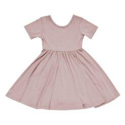 Kyte BABY Twirl Dress in Sunset