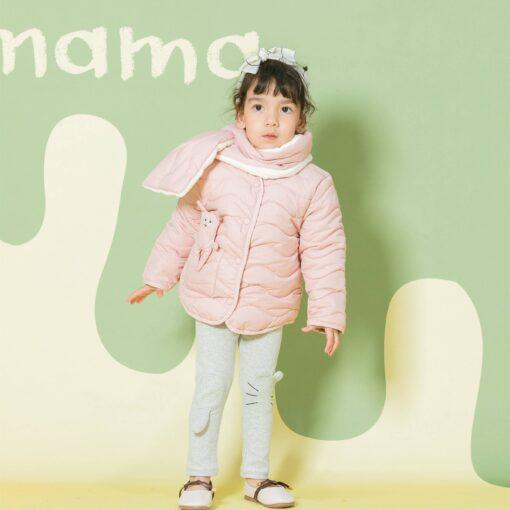 Aimama Little Monster Pocket Coat