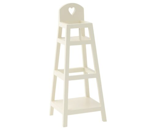 Maileg High Chair in White MY Size