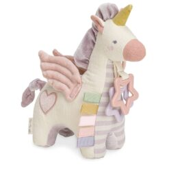 Itzy Ritzy Pegasus Activity Plush with Teether Toy