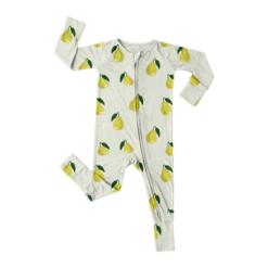 Mini Babe Pears Bamboo Viscose Convertible Romper
