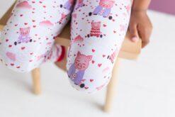 CuteCotton Cute Piggles Bamboo Short Sleeve Bamboo Pajama Set