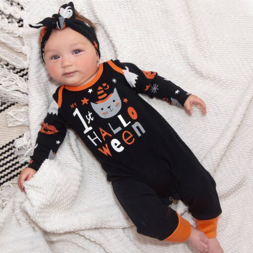 Tesa Babe My 1st Halloween Romper