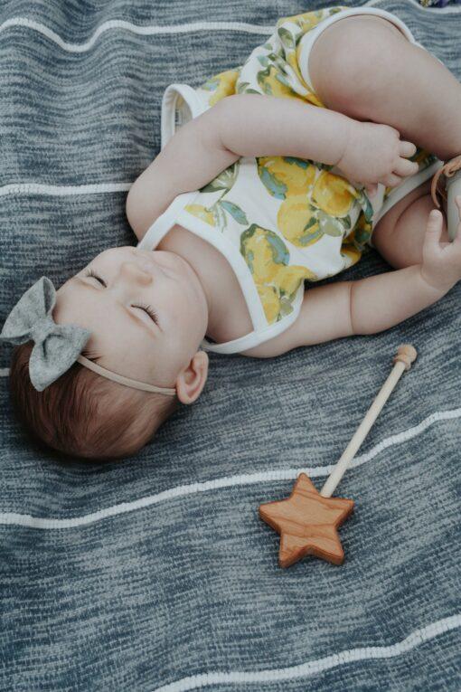 Bannor Toys Star Wooden Magic Wand