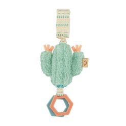Itzy Ritzy Cactus Attachable Travel Toy Ritzy Jingle