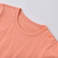 Aimama Dane Lemon Short Sleeve T-Shirt