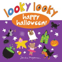 Looky Looky Happy Halloween: A Sweet and Spooky Seek and Find Adventure for Babies and Toddlers