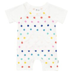 Kyte BABY Short All in Polka Dots