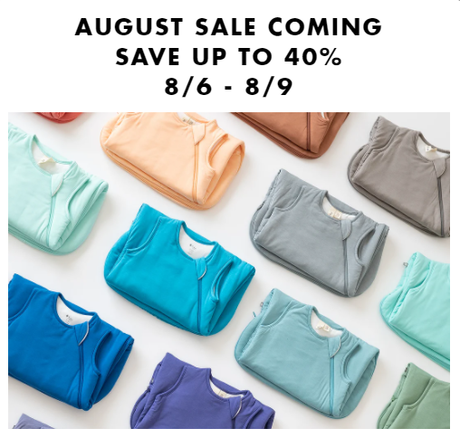 Kyte Summer Clearance Sale 2021 Details
