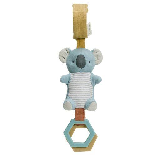 Itzy Ritzy Koala Attachable Travel Toy Ritzy Jingle
