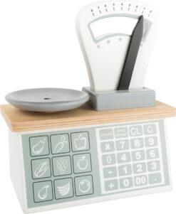 Legler Toys Kitchen Scale Playset