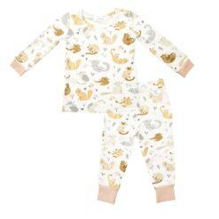 Angel Dear Pretty Kitties Loungewear Bamboo Set