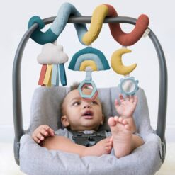 Itzy Ritzy Spiral Car Seat Activity Toy