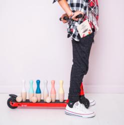 Me&mine Wooden Bowling Set Original Colors