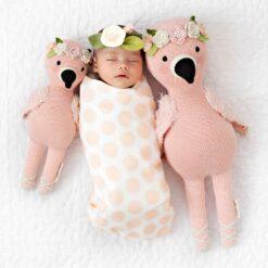 cuddle+kind Penelope the Flamingo