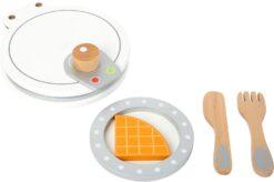 Legler Toys Waffle Iron for Play Kitchens