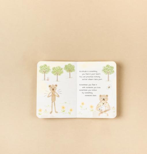 Slumberkins Honey Bee Mini and Board Book Bundle