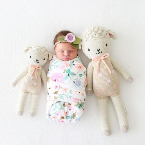 cuddle+kind Lucy the Lamb in Pastel