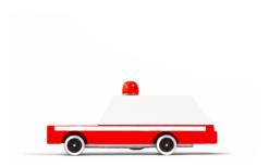 Candylab Toys Ambulance Candycar