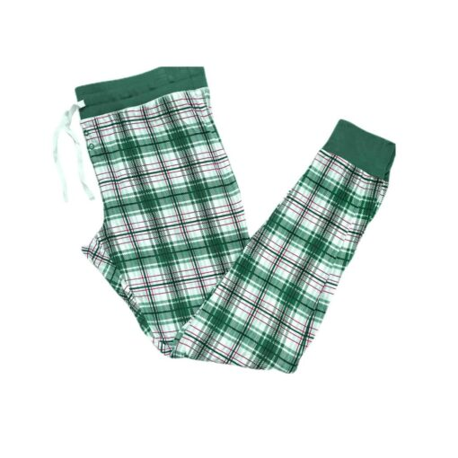 Little Sleepies Noel Plaid Women's Bamboo Viscose Pajama Pants