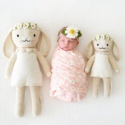 cuddle+kind Hannah the Bunny in Ivory