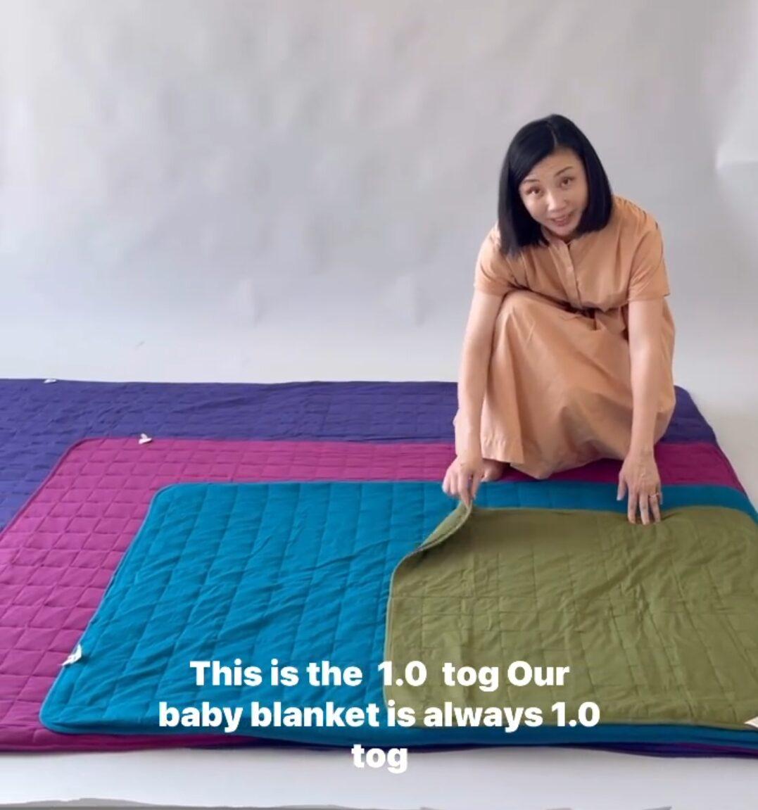Kyte Blanket Size Comparison