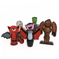Tinker Totter Monsters from BeginAgain Toys