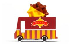 Candylab Toys Waffle Van