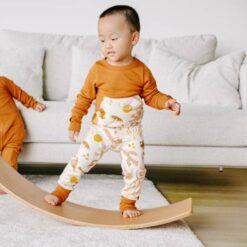goumi Canyon Bamboo Kid's Loungewear Set
