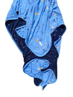 Laree + Co Logan Bamboo Toddler Blanket