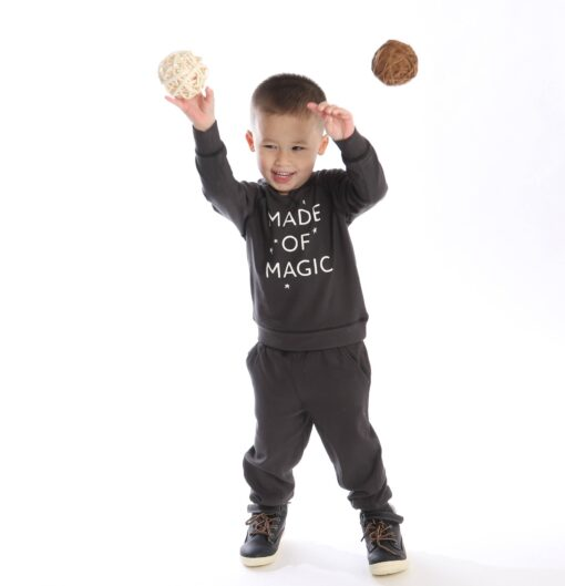 Silkberry Baby Made of Magic Bamboo Sweatshirt