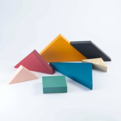 Me&mine Tangram Puzzle in Earth Color