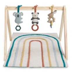 Itzy Ritzy Ritzy Activity Wooden Gym with Toys