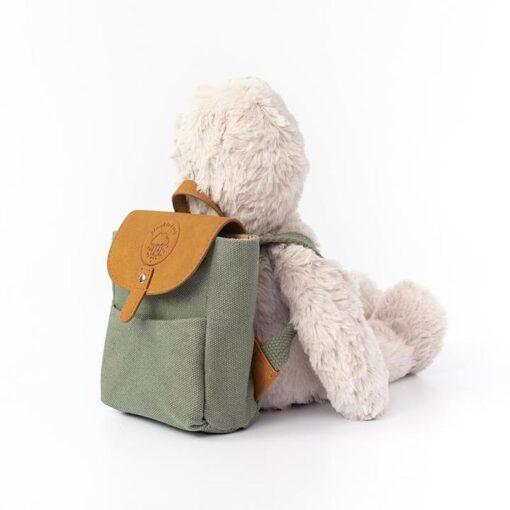 Slumberkins Sloth Goes to School First Day of School Set