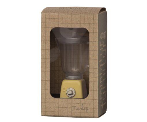 Maileg Miniature Yellow Blender