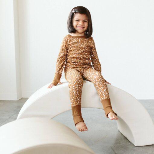 goumi Trillium Bamboo Loungewear Set