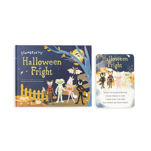 Slumberkins Pegasus Kin Halloween Limited Edition