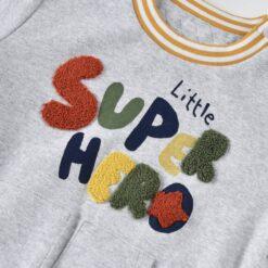 Aimama Little Superhero Sam Sweatshirt