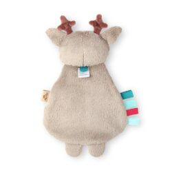Itzy Ritzy Holiday Reindeer Plush and Teether Toy