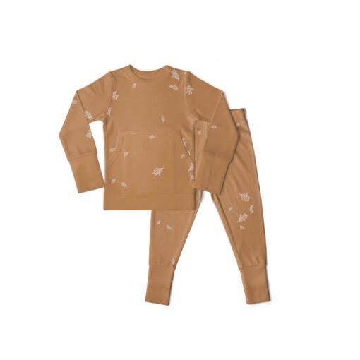 goumi Oak Bamboo Loungewear Set