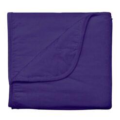 Kyte BABY Baby Blanket in Eggplant