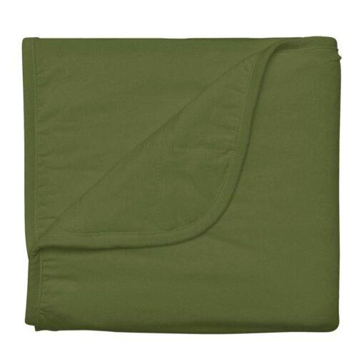 Kyte BABY Baby Blanket in Olive