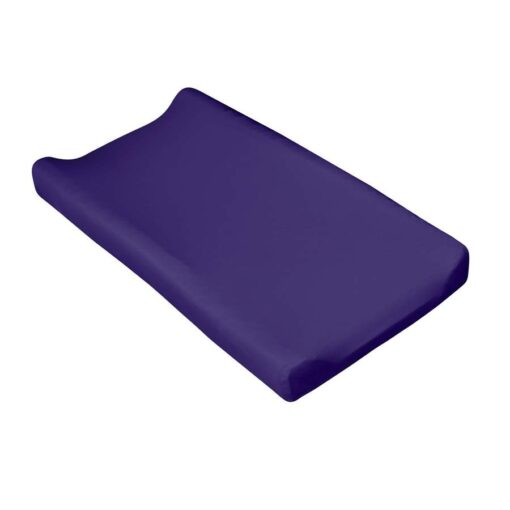 Kyte BABY Change Pad Cover in Eggplant