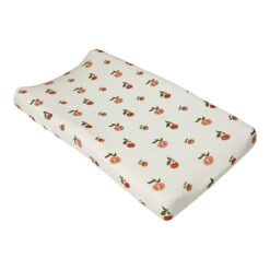 Kyte BABY Change Pad Cover in Persimmon