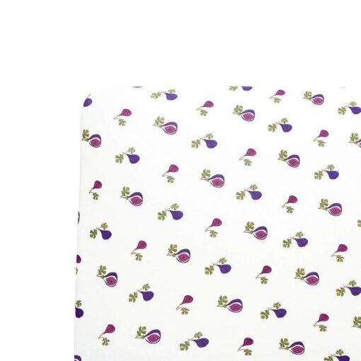 Kyte BABY Crib Sheet in Fig