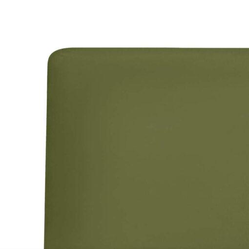 Kyte BABY Crib Sheet in Olive