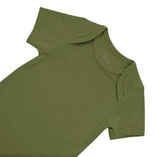 Kyte BABY Bodysuit in Olive