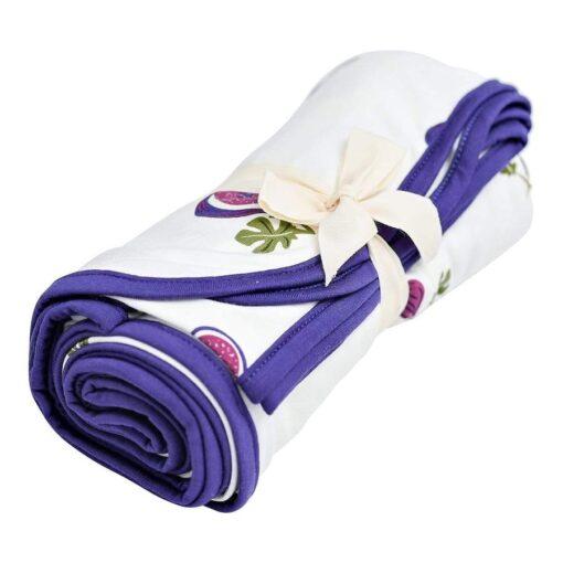 Kyte BABY Swaddle Blanket in Fig